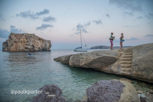 sailing yoga holiday malta