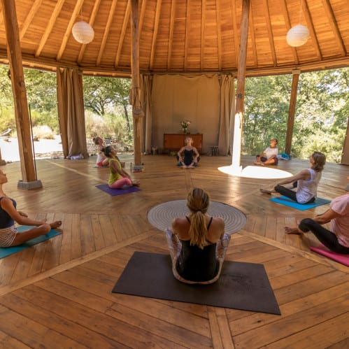 Hilary Cartwright's Yoga Narada Retreat in Tuscany, 22nd July – 5th August (7 or 14 nights)