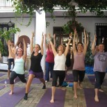 yoga and fitness retreat