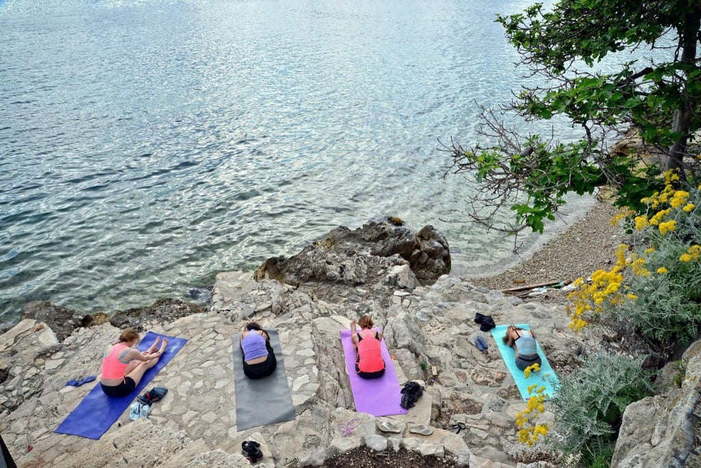 yoga wellness croatia