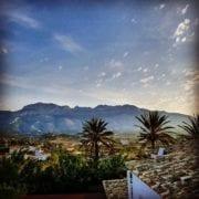 yoga and hiking retreat Spain