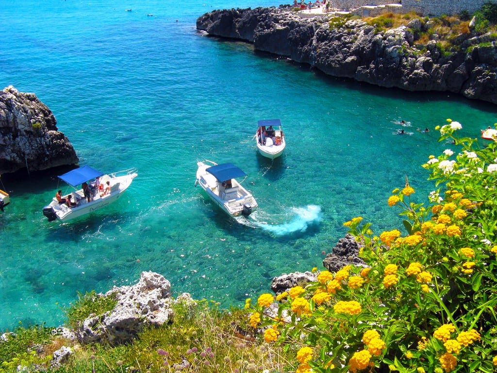 best retreats in Italy
