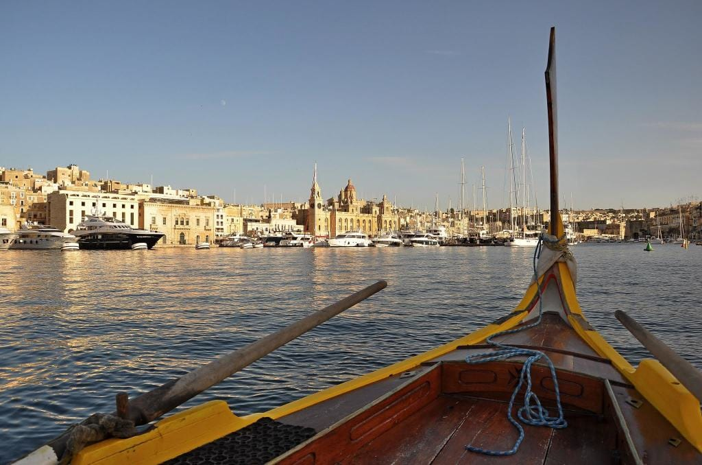 Birgu surroundings