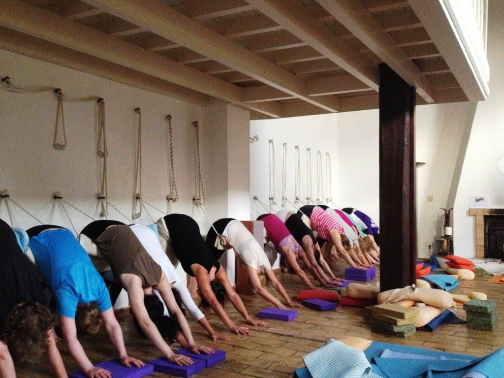 7 Day Iyengar Yoga Retreat Portugal 24th 1st October