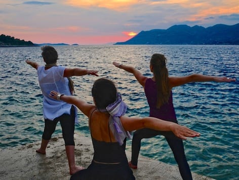 retreat in Croatia