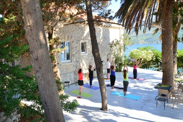 Yoga and Wellness Weekend Retreat in Croatia, 20th – 23rd September