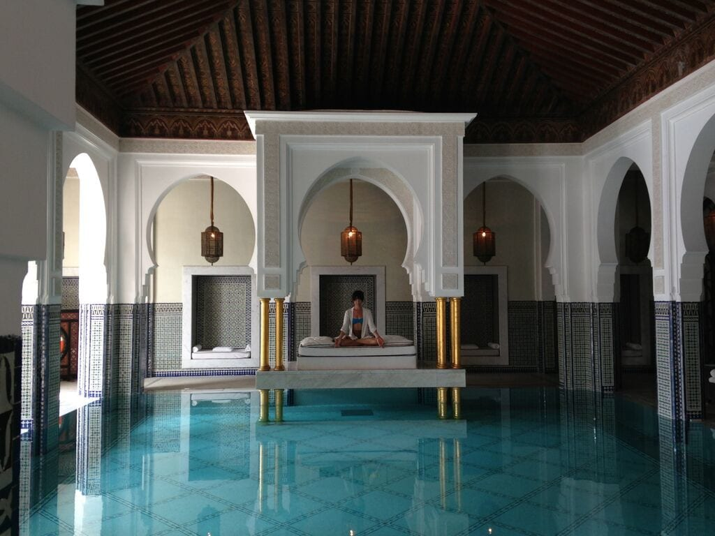 Marrakech yoga retreat