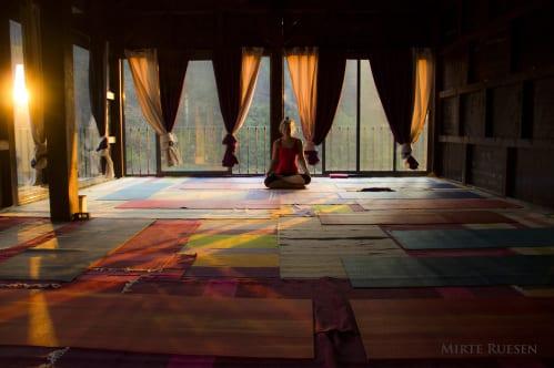 Yoga Retreat Portugal Vale De Moses Open April To October