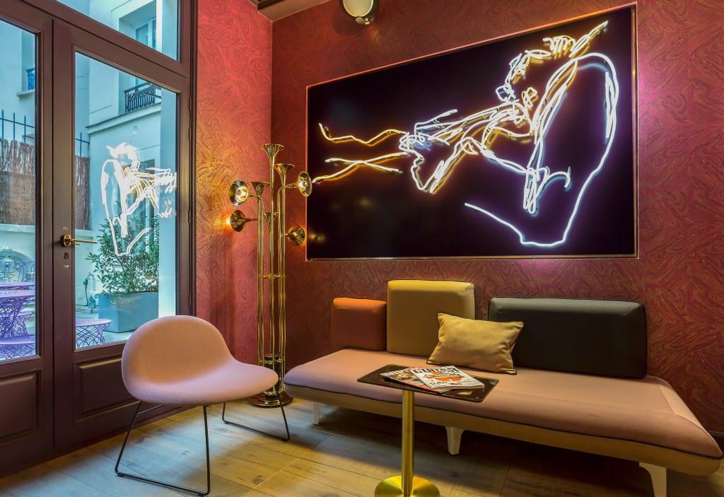 Idol Hotel Paris