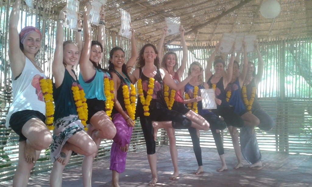 Yoga TTC Goa