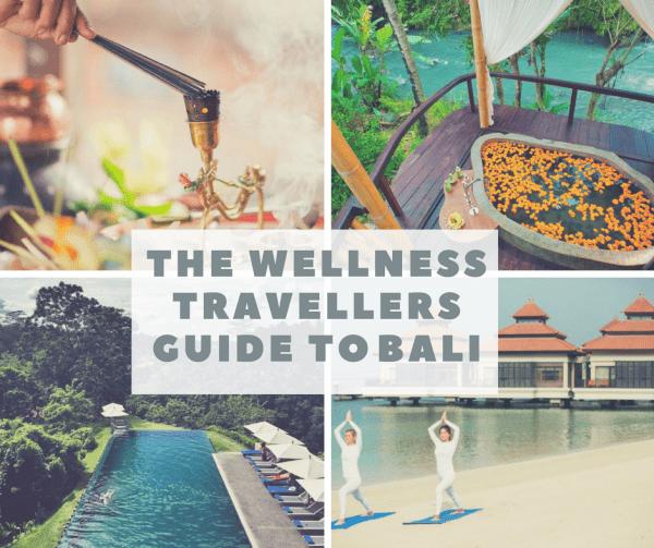 Bali wellness guide