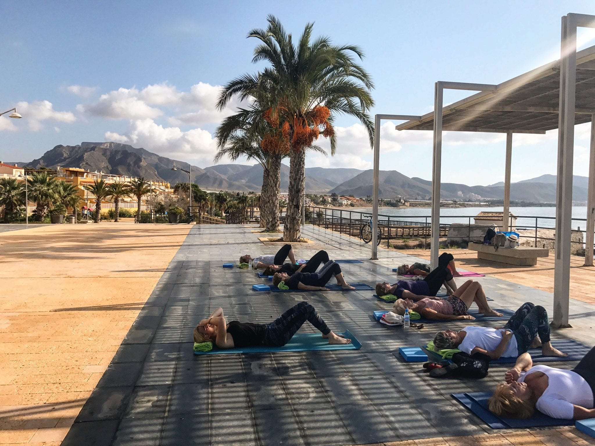 Soul Seed Travel Review Spanish Pilates Yoga Retreat In Murcia Spain Soul Seed Media Travel