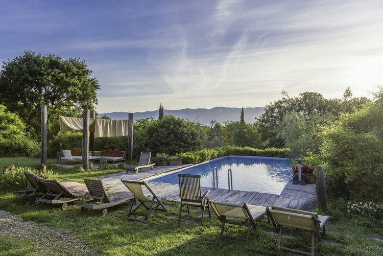 best retreats in Italy