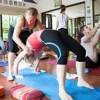 Christmas yoga retreat in Thailand