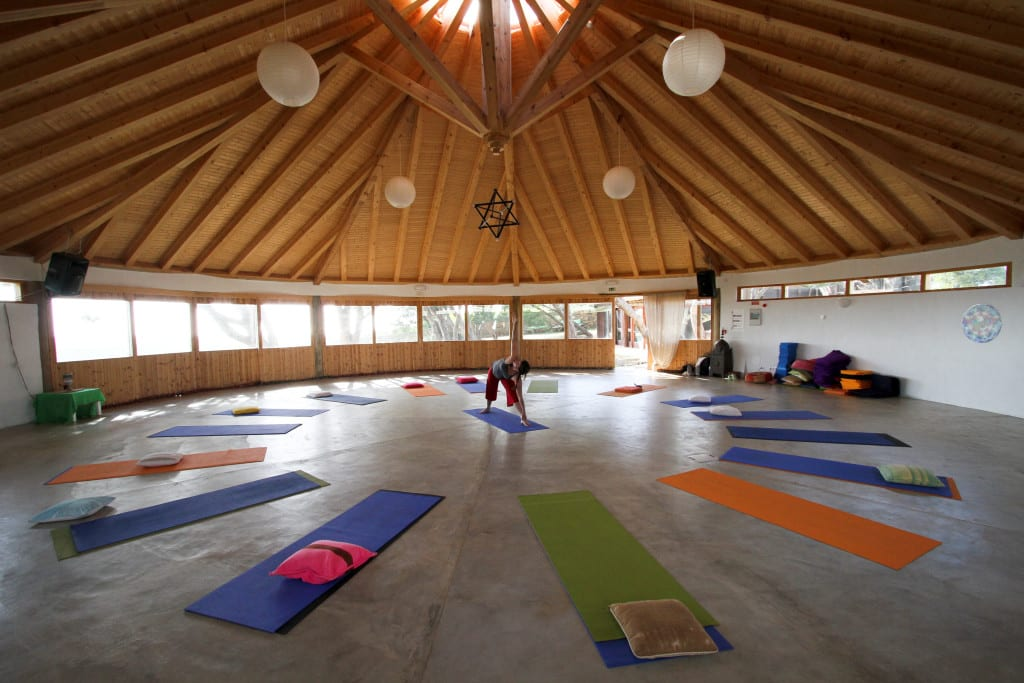 Our Home For This Retreat Week Will Be Monte Velho A Breath Taking Yoga Venue With Stunning Round Hall Sitting On Top Of The Hills