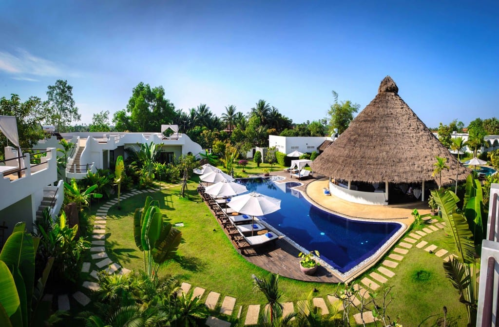 Navutu Dreams Resort and Wellness Retreat, Siem Reap open all year round