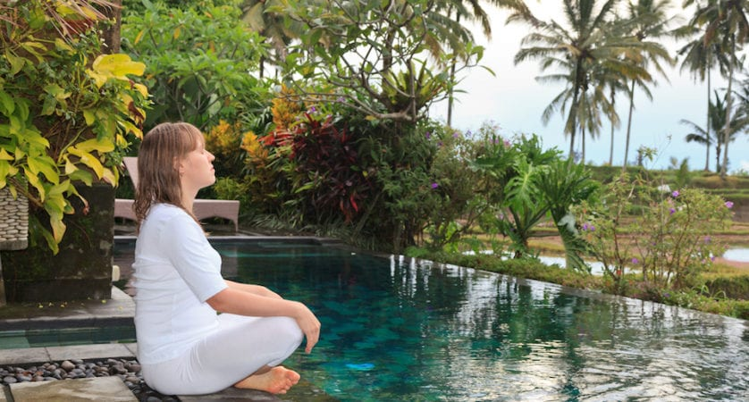 7 Day Well Woman Retreat in Bali, open all year round
