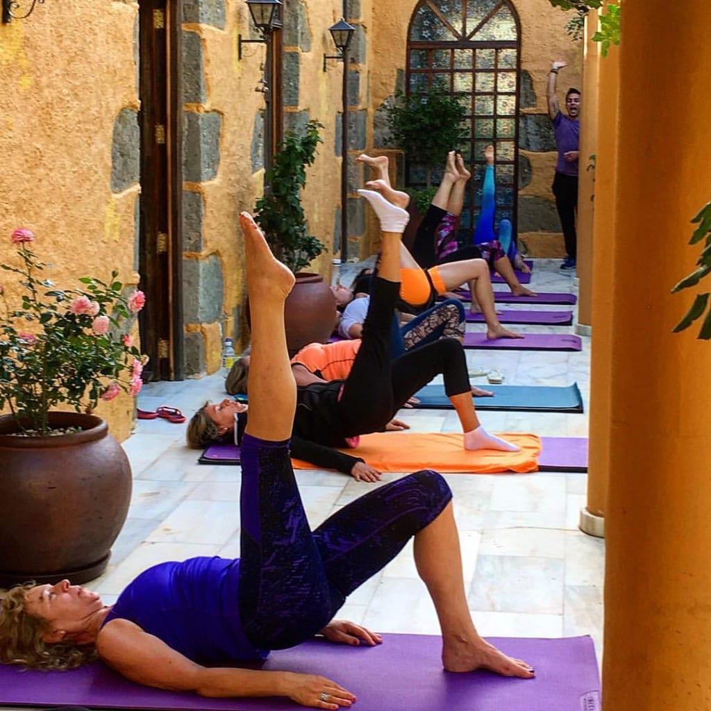 Pilates Intensive Retreat, Gran Canaria 3rd – 10th November