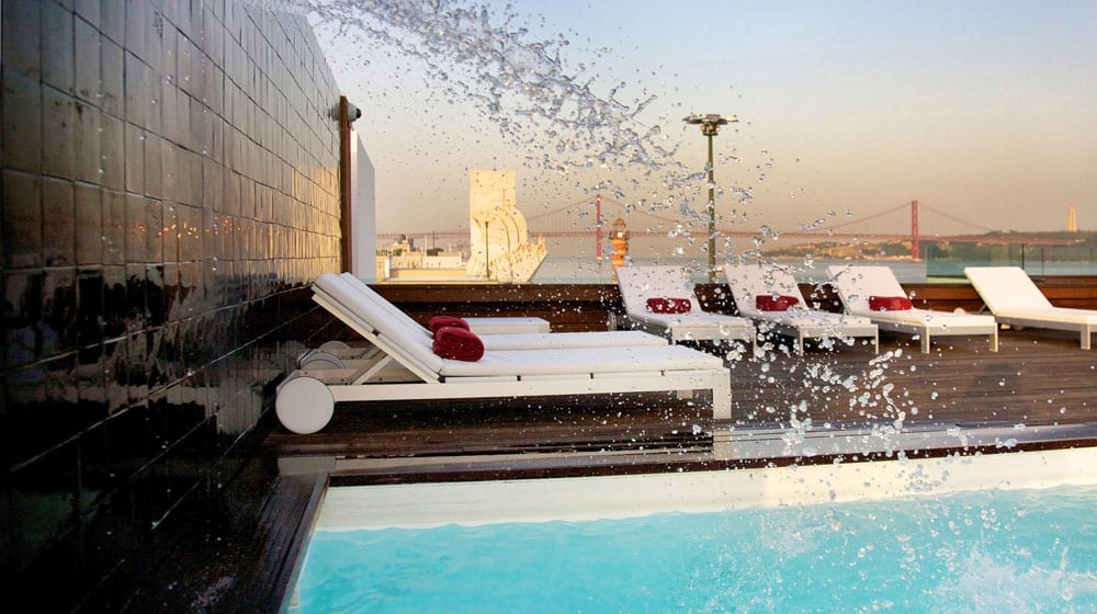Visit portugal with one of these inspiring yoga pilates for Design hotel 1690