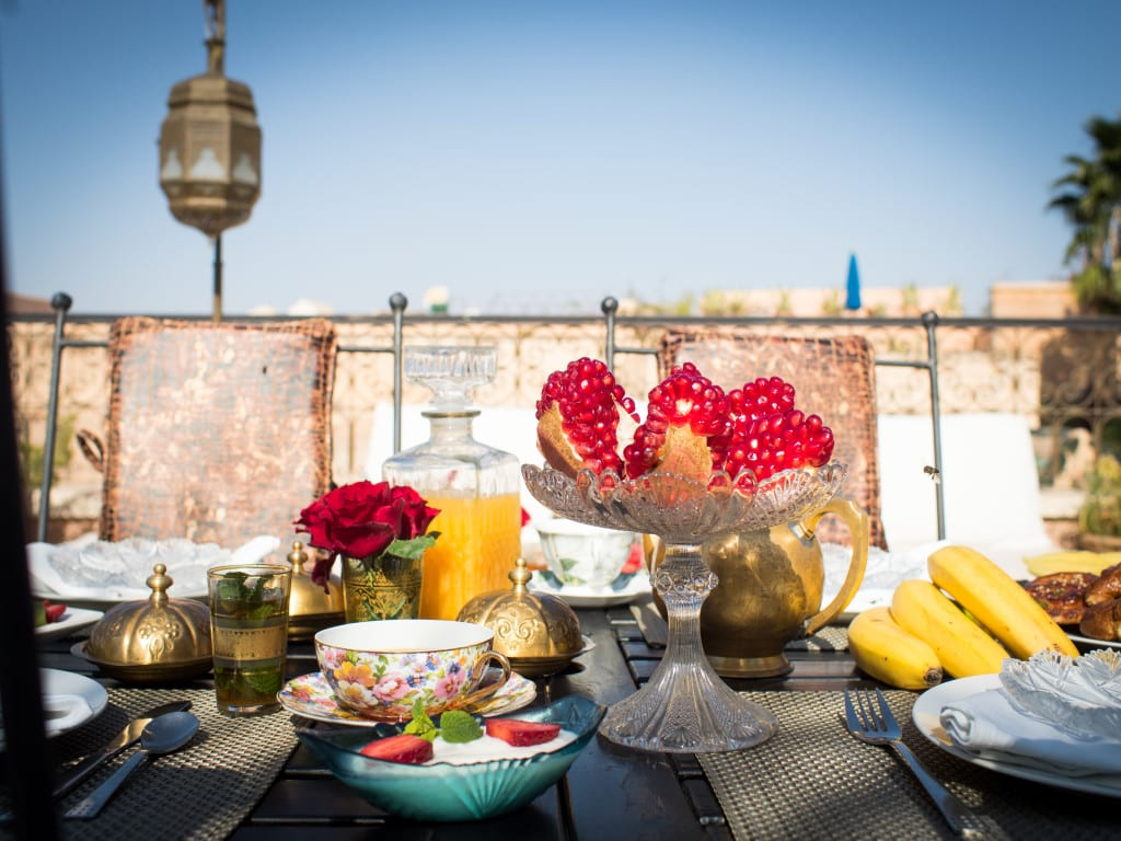 Dar Jaguar bespoke Wellbeing and Culture Retreats, Marrakech open all year round