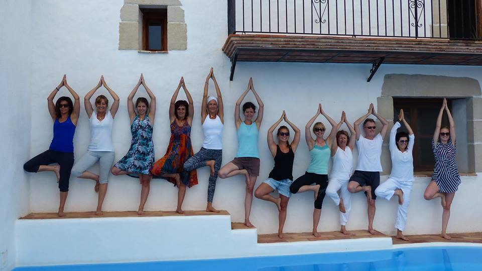 500 Hour Yoga Therapy Teacher Training, Valencia, 27th April – 26th May 2019