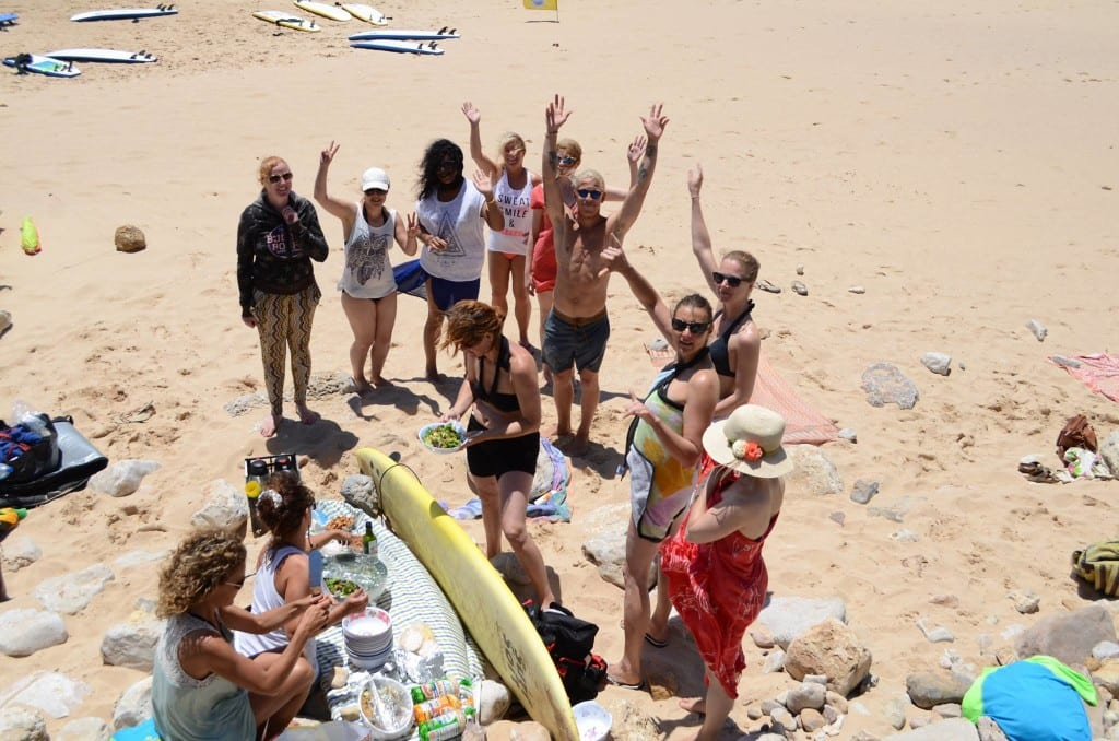 Yoga Surf Algarve