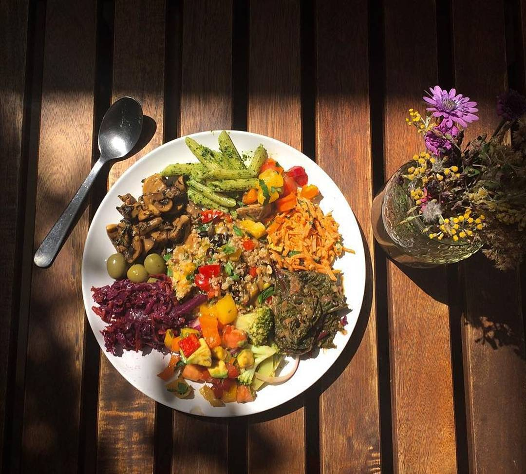 vegetarian retreats Europe
