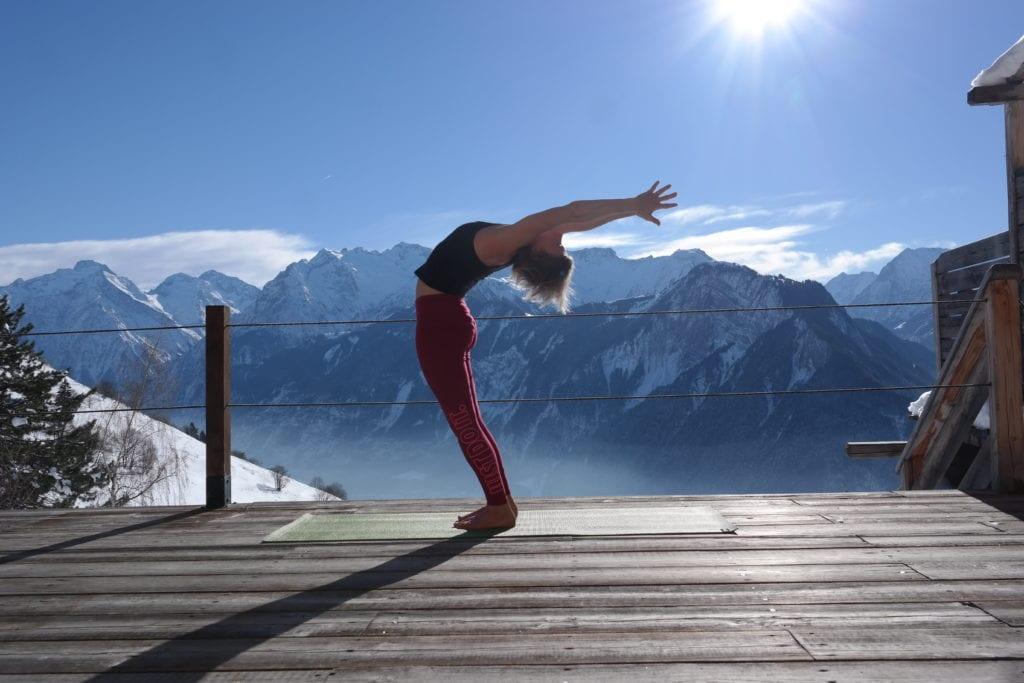 Ski Yoga Alpine Retreats in Alpe d'Huez France, 19 – 26 January, 26 January – 2 February, 2 – 9 February