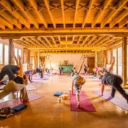 August bank holiday yoga