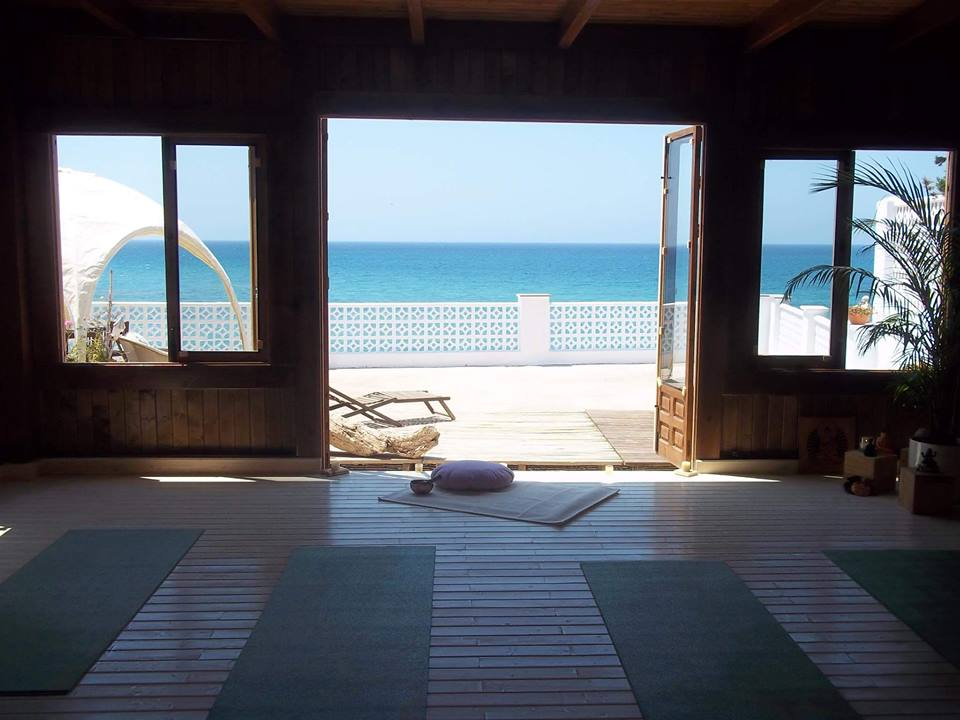 Yoga and Pilates Holidays in the beautiful Bay of Mazarron, 15- 22 September, 27 October – 3 November