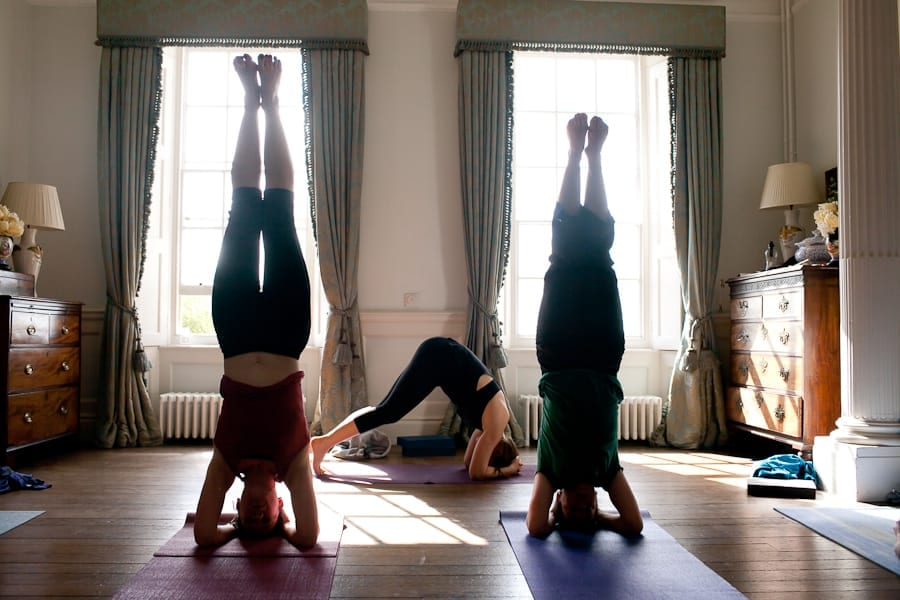 New Year Yoga Retreat in Bicester, Oxfordshire 28th December – 1st January