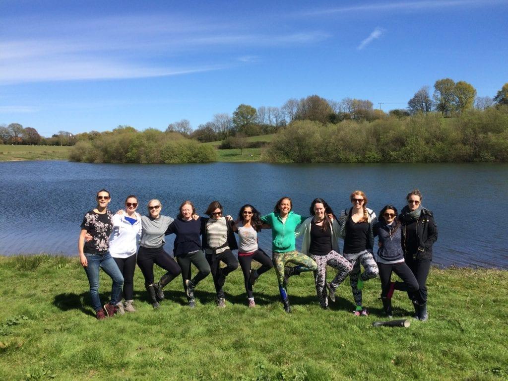 best yoga retreats in the uk