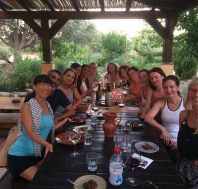 yin yoga retreat Portugal