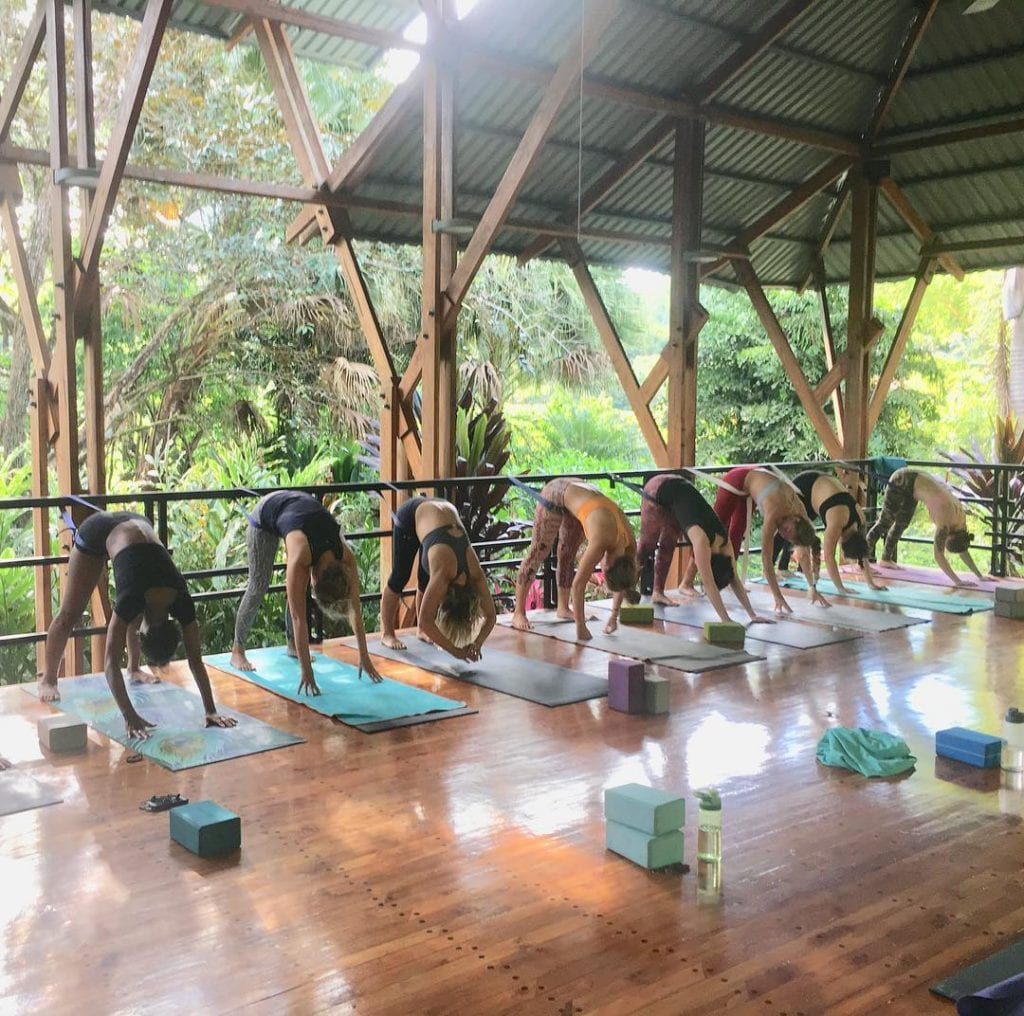 The Sanctuary Costa Rica: Tantric Alchemy Institute 300 hour Yoga Teacher Training, 2nd – 29th June 2019