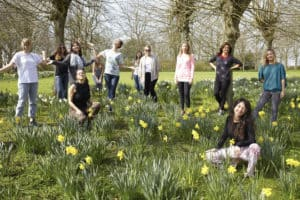 Meditation retreat in Oxfordshire