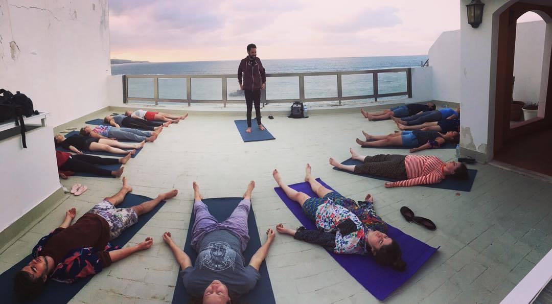 best yoga retreats in Gran Canaria
