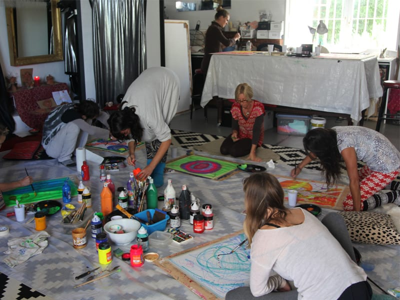 5 Day Holistic Wellbeing Retreat through Art, Nature & Mindfulness, Ibiza 24th – 28th October
