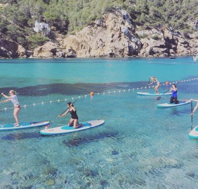 fitness retreat in Ibiza