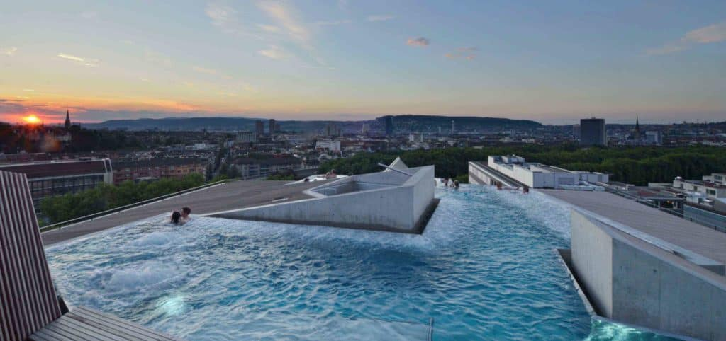 The long lasting wellbeing weekend at B2 Boutique Hotel + Spa Zurich