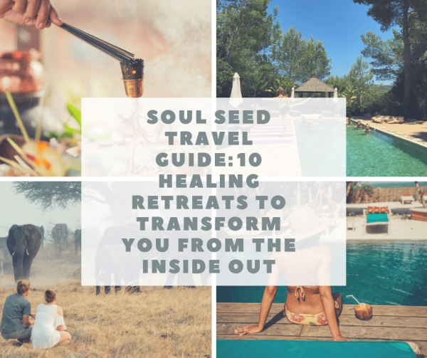 10 recommended healing retreats