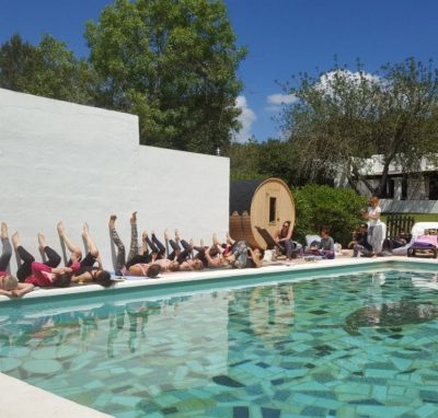 yoga and fitness retreat Ibiza