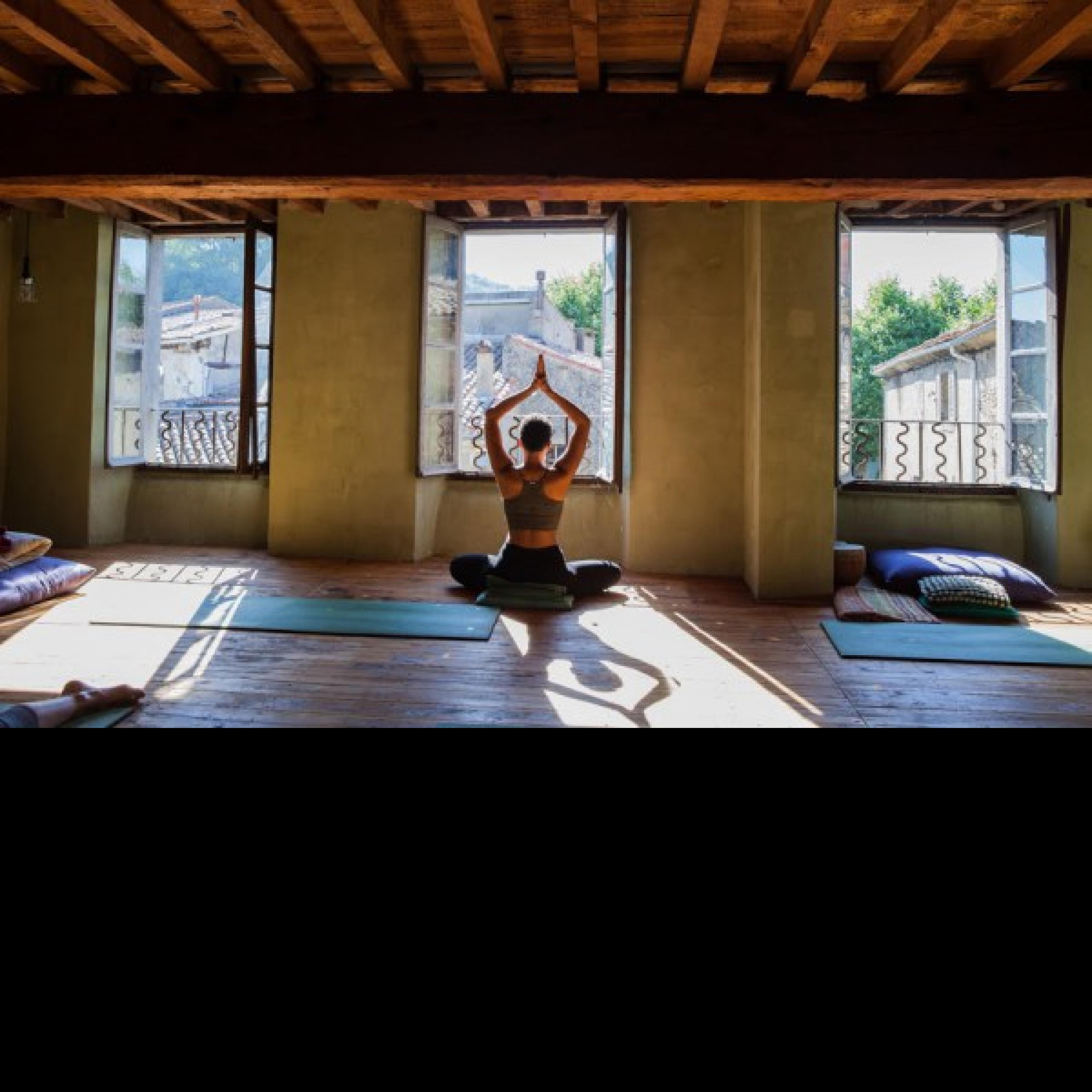Yoga, Mindfulness and Meditation Retreat in a French Chateau, 25 – 29 July, 24 – 28 August