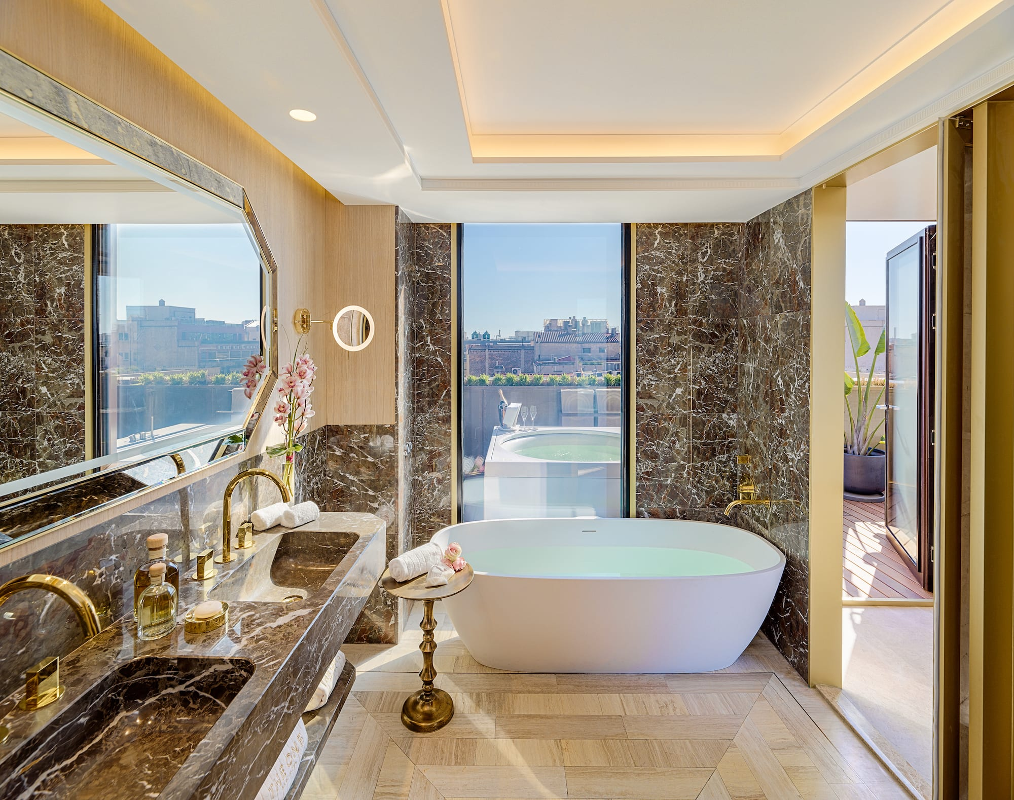 Rooms: Soul Seed Travel Guide: Best Luxury Spa & Boutique Hotels In Barcelona