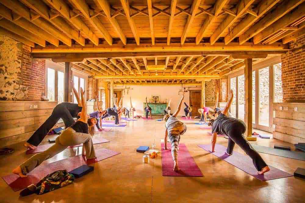 bank holiday yoga weekend
