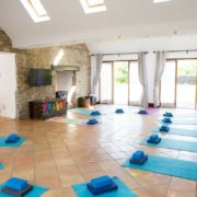 yoga and meditation retreat Oxfordshire