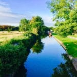 yoga and meditation retreat in Oxfordshire