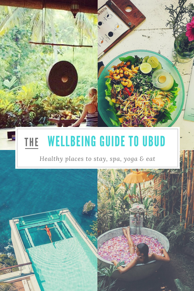 ubud wellbeing guide