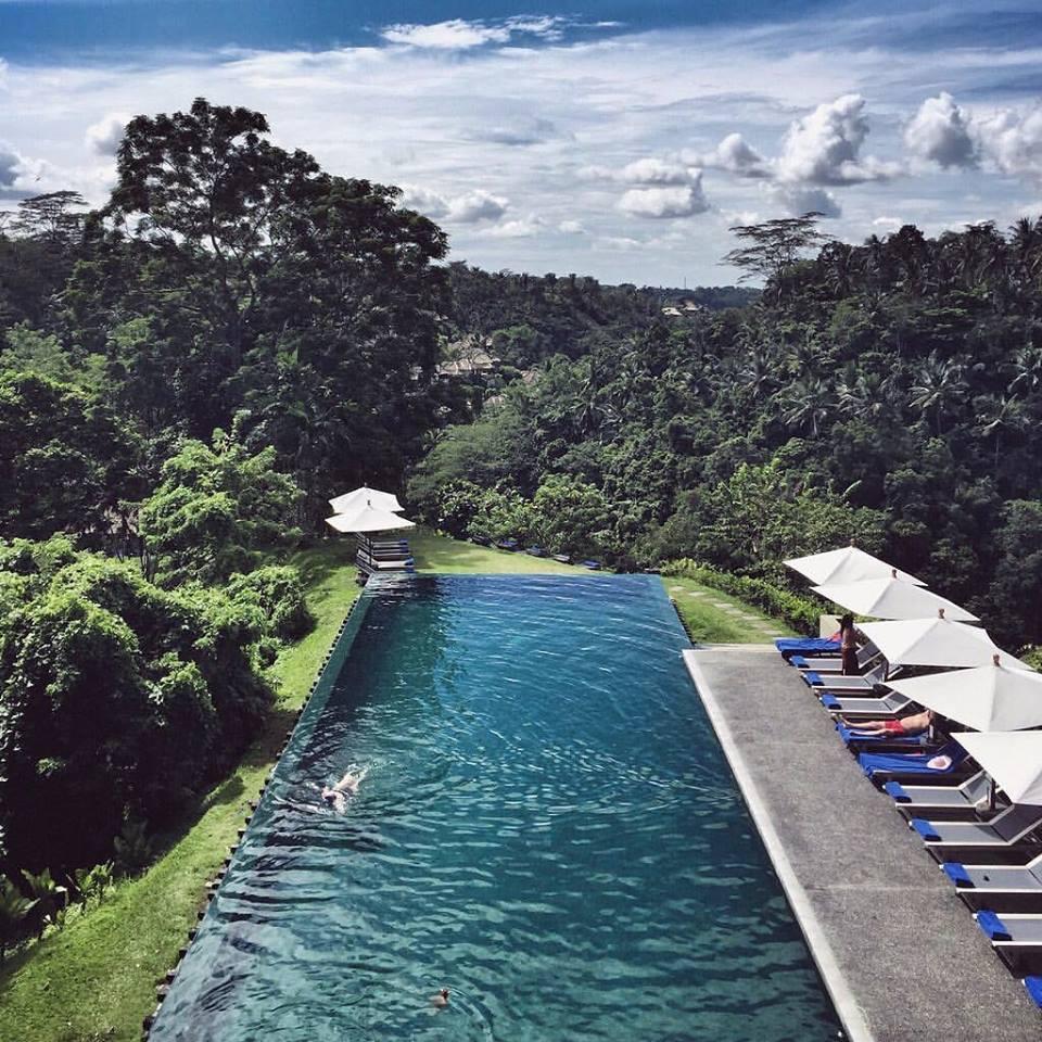 luxury retreat Bali