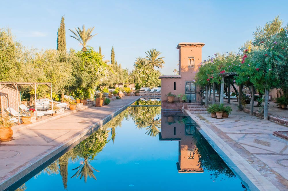 Luxury Boutique Yoga Retreat in Marrakech, 28th April – 4th May 2019
