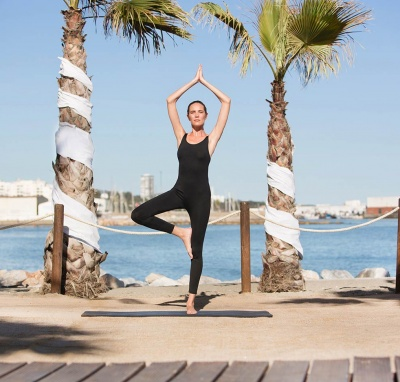 best beach yoga retreats